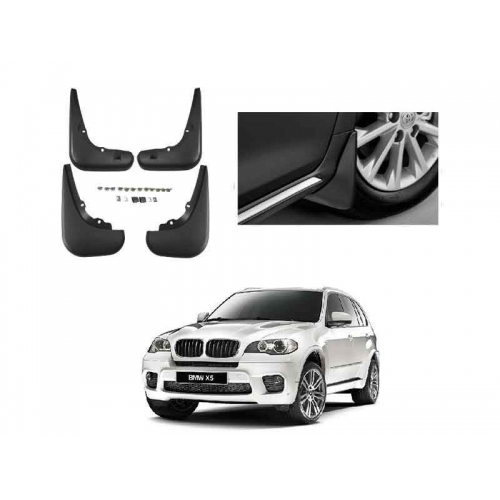 O.E Type Mudflap For BMW X5  Set Of 4