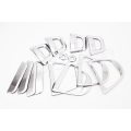 Mahindra Xuv 500 New Chrome Handle Covers all Models - Autoclover