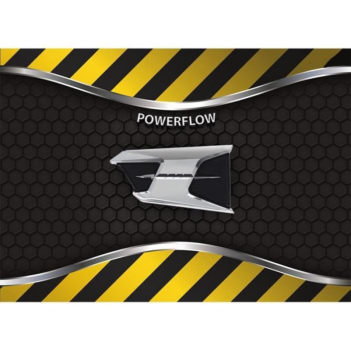 Autographix Metallic Power flow Air Vent Show Set of 2