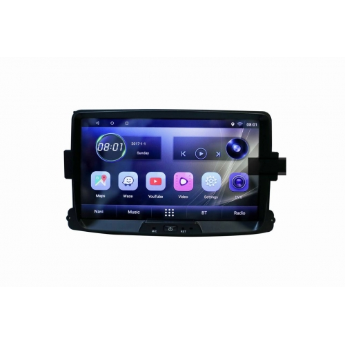 Volkswagen Polo Fully HD Touch Screen Android Stereo Infotainment System