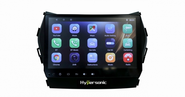 Maruti Suzuki Ciaz Hd 10 Inches Touch Screen Android