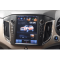 Hyundai Creta 10.4 Inches Tesla Style HD Android Stereo (4GB, 32GB) with Stereo Frame By Hypersonic