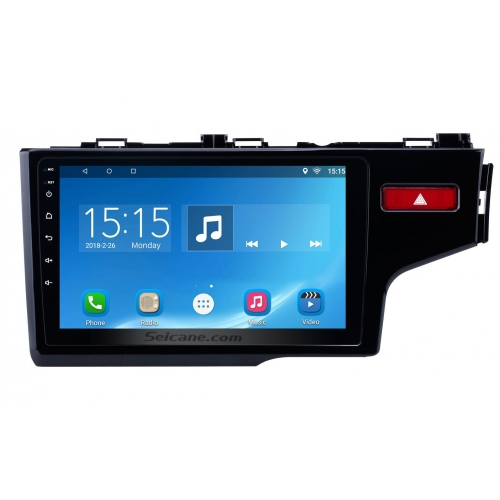 Honda WRV 9 Inches HD Touch Screen Android Stereo (2GB, 16GB) with Stereo Frame By Hypersonic