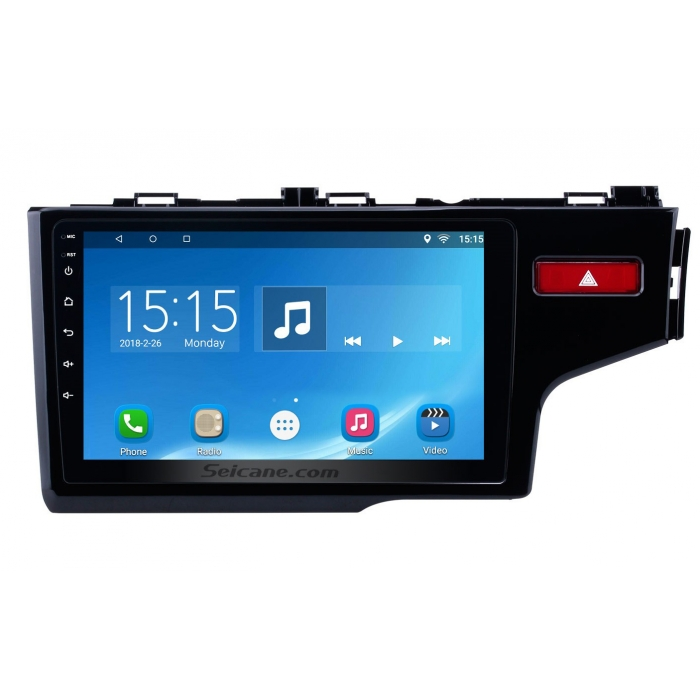Honda New Jazz HD 9 Touch Screen Android Stereo (2GB, 16GB) with Stereo Frame By Hypersonic