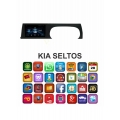 Kia Seltos 10 Inches HD Touch Screen Smart Android Stereo (2GB, 16GB) with Stereo Frame By Carhatke