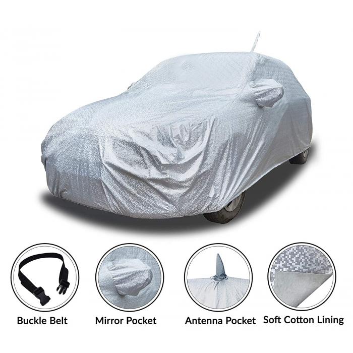 Carhatke  Waterproof Car Body Cover for Kia Seltos all Model