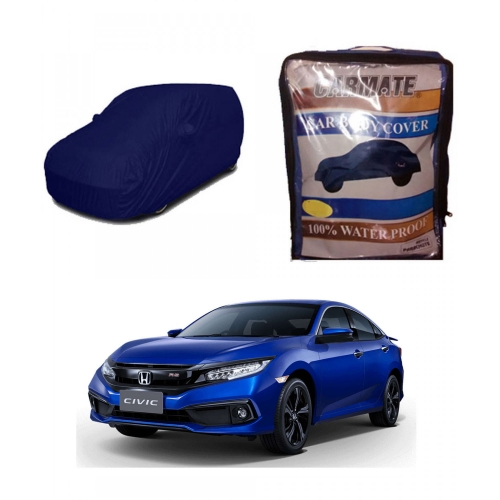 Carmate Parachute Fabric Car Body Cover for Honda New Civic 2018 all Model