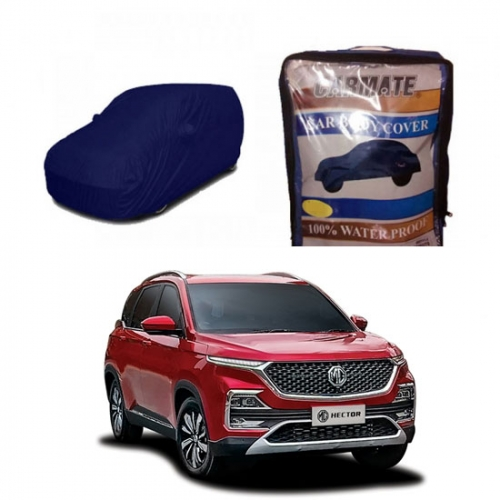 Carmate Parachute Fabric Car Body Cover for MG Hector all Model