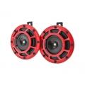 Hella Super Tone Red Grill Horn 300 500 Hz
