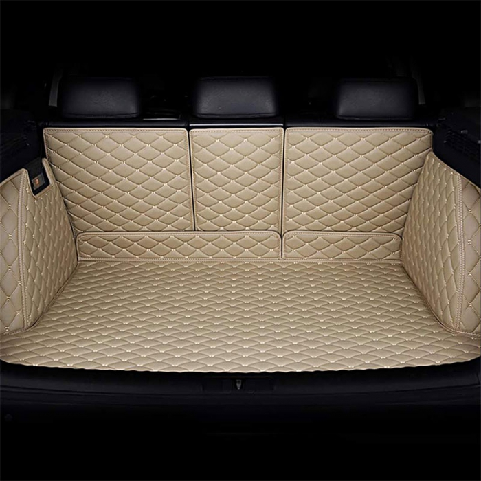 7D Custom Fitted Boot Trunk Diggy Mat For BMW X5