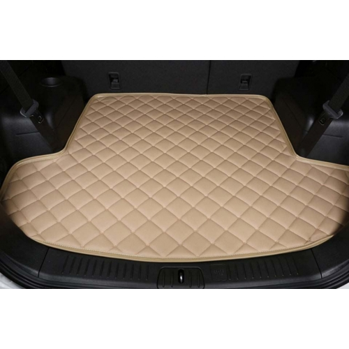 Car Custom Fit 7D Boot Trunk Mat For Maruti Suzuki Vitara Brezza
