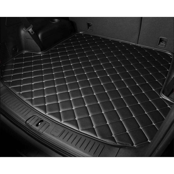 Car Custom Fit 7D Boot Trunk Mat For Maruti Suzuki Vitara Brezza