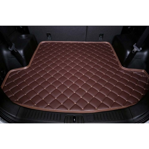 Car Custom Fit 7D Boot Trunk Mat For Maruti Suzuki Ciaz