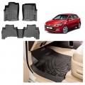 Custom Fit All Weather Tech Car Floor Liner Mats For Hyundai I20 Elite
