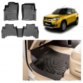 Custom Fit All Weather Tech Car Floor Liner Mats For Maruti Suzuki Vitara Brezza