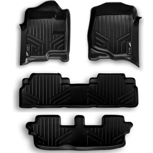Custom Fit All Weather Tech Car Floor Liner Mats For Ford New Endeavor