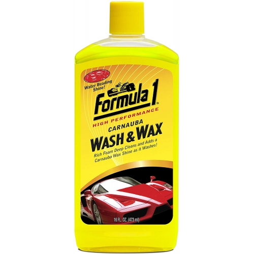 Formula1 Wash & Wax (236ml)