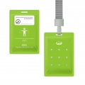 Portable Air Sterilization Card With Lanyard For Kids & Adult (5 Piece Set)