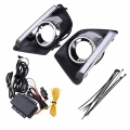 Ford Old Ecosport Front LED DRL Day Time Running Lights (Set of 2Pcs.)