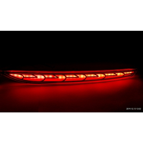 Hyundai New Xcent Bumper LED Reflector Lights (Set of 2Pcs.)
