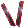Maruti Suzuki Vitara Brezza Rear Cluster Pillar LED Lights