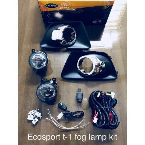 Ford Ecosport Old Fog Light & Complete Assembly (Set of 2Pcs.)