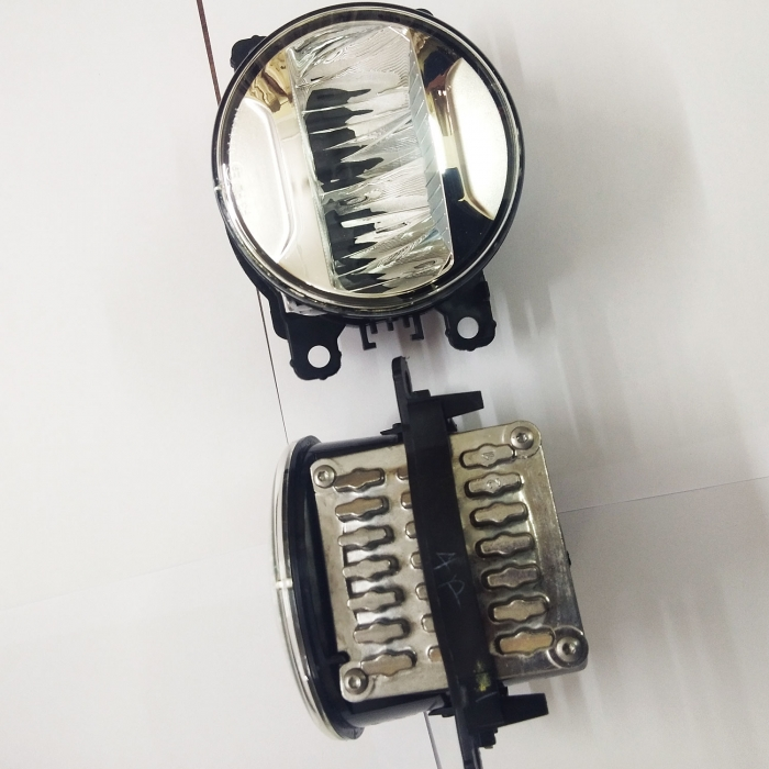 Maruti Suzuki OEM LED Fog Lamp Assy For  XL6, New Baleno, Ciaz, New Brezza 2020, New Ertiga -  Set Of 2