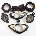 Fog Light With Wiring & Bulb For Nissan Micra Type 2 (OEM Type)