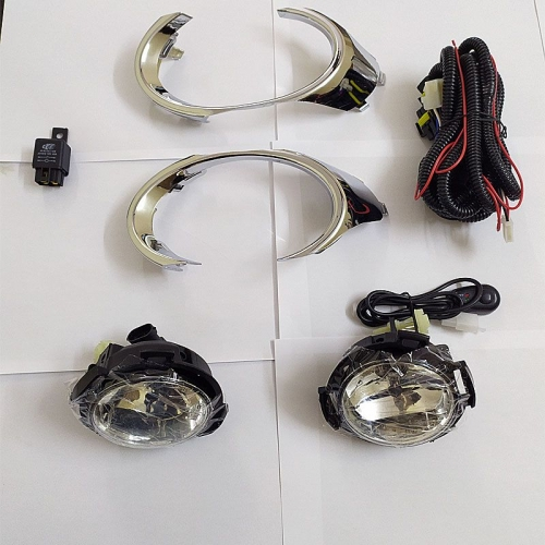 Tata Tiago Fog Light Complete Assembly (Set of 2Pcs.)