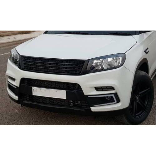 Buy Maruti Vitara Brezza Front Custom Fitted Range Rover