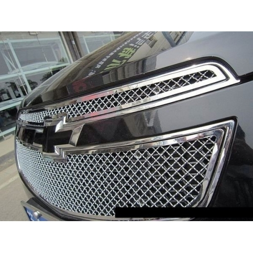 Premium Quality Front Chrome Grill For Chevrolet Cruze Old Set Of 2