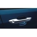 Hyundai Aura Chrome Handle Covers all Models - Set of 4