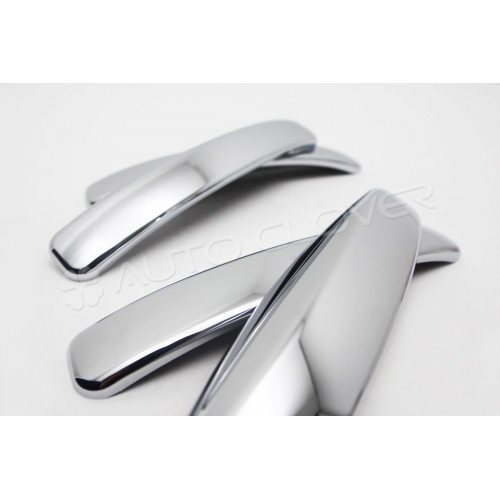 Nissan Terrano Premium Quality Chrome Handle Covers all Models - Autoclover