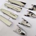 Honda City Idtech 2014-2020 Chrome Handle Covers All Models - Set of 4