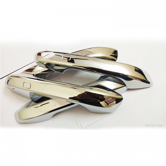 Kia Seltos Premium Quality Chrome Handle Covers all Models By Autoclover