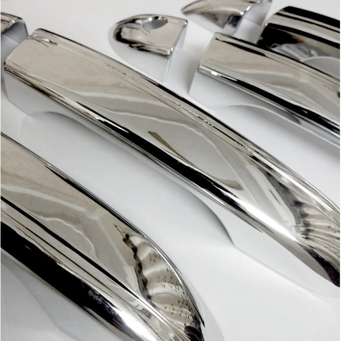 Mahindra Marazzo Chrome Handle  Door Latch Covers all Models - Set of 4