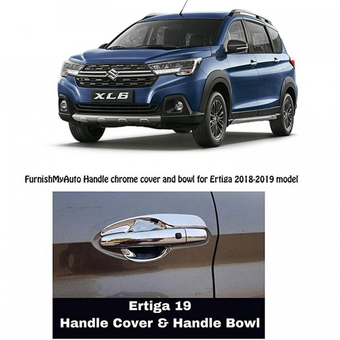 Maruti Nexa XL6 Handle Chrome Cover & Bowl Cover
