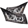 Chevrolet Cruze  Modified Headlight with Drl and Projector Lamp Set of 2