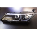 Honda City 2014-2017 Bugati Style Modified Headlight with Drl and Projector Lamp (Set of 2Pcs.)