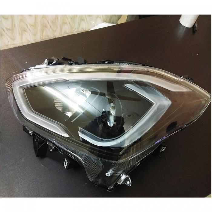 Taiwan Maruti Suzuki Swift 2018/ Dzire 2018 Modified Headlight with Drl Light and Projector Lamp (Set of 2Pcs.)