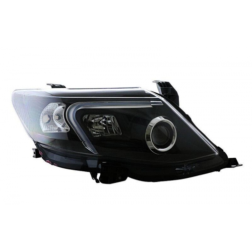 Buy Toyota Fortuner Type 2 Modified Headlight Drl With Projector Lamp Set Of 2pcs Online At Best Price Carhatke Com