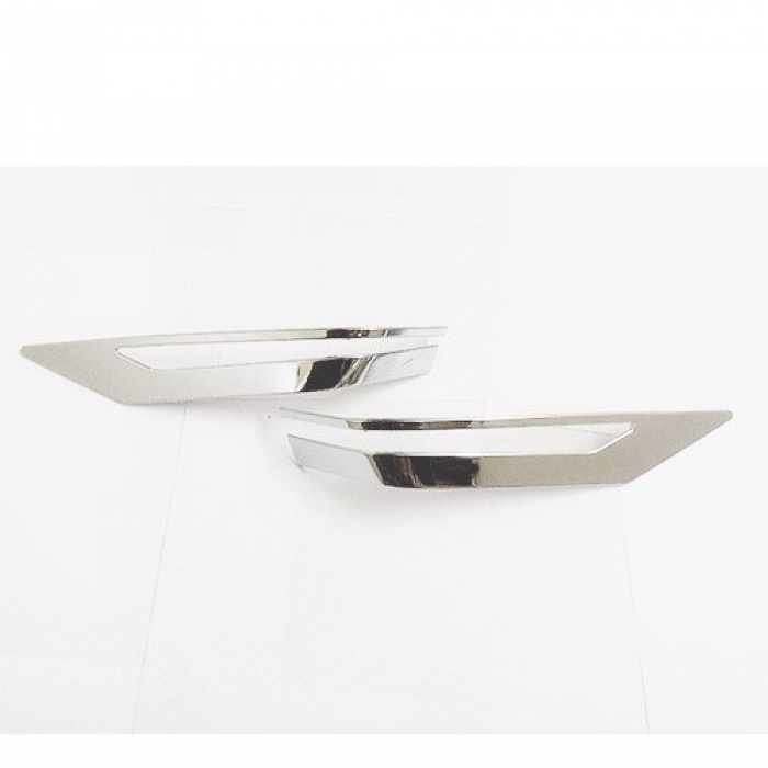 MG Hector Side Mirror Chrome Garnish Cover 2 Pieces- Imported
