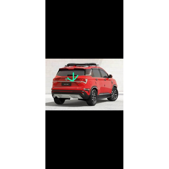 MG Hector Chrome Garnish Accessories Full Combo Pack 18 Pieces- Imported
