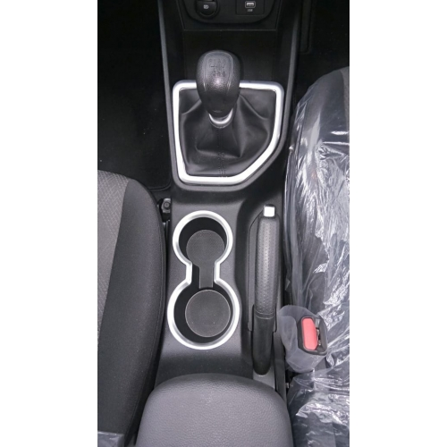 Hyundai Creta Cup Holder Silver Matte Finished Trim