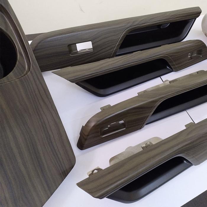 Interior Wooden Kit For Maruti New Ertiga 2018 6 Pcs