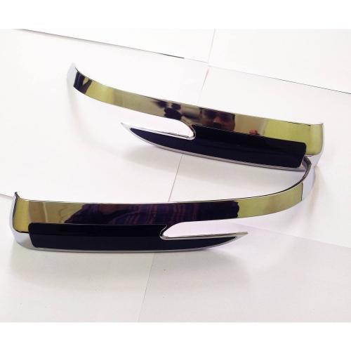 Kia Seltos Side Mirror Chrome Trims Set Of 2