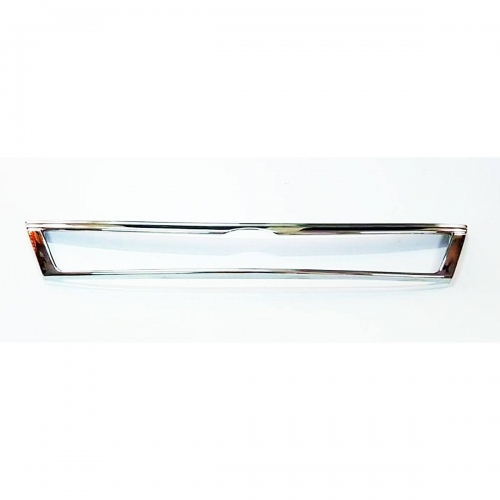 Mahindra XUV 300 OEM Type Front Grill Chrome Outer Trim