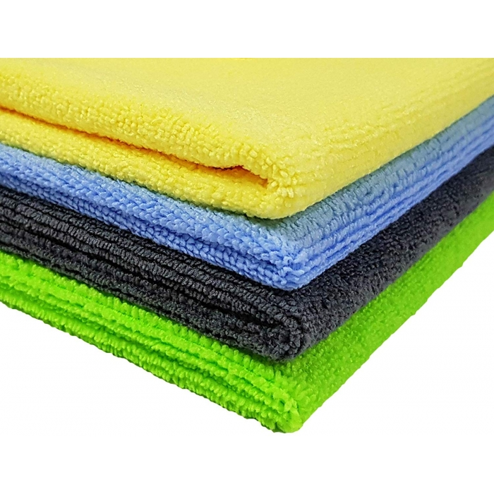 Microfiber Cleaning Cloth Pack of 4