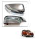 Mahindra XUV 500 High Quality Imported Car Side Mirror Chrome Cover Set of 2