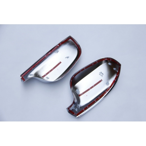 Mahindra XUV 300 High Quality Imported Car Side Mirror Chrome Cover Set of 2